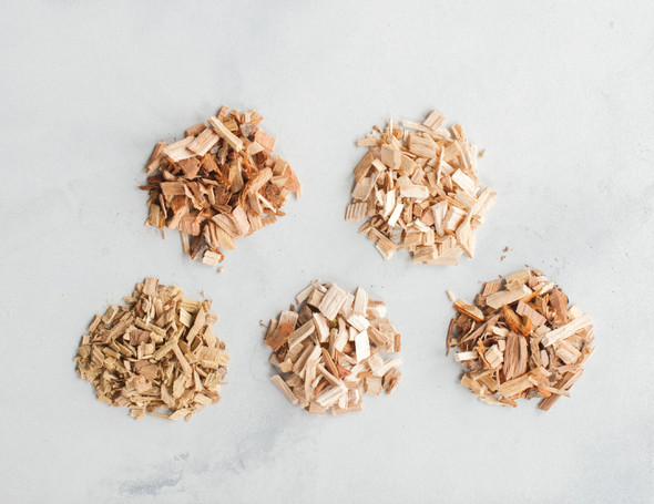 Nordic Ware Flavored Wood Chips Variety Pack
