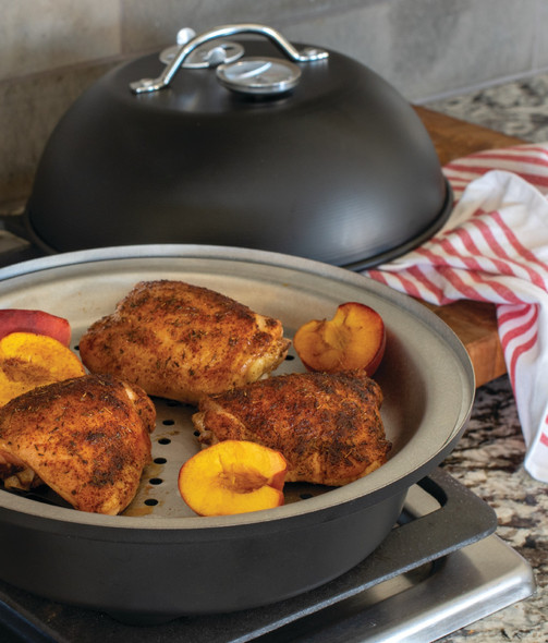 Nordic Ware® Personal Size Stovetop Kettle Smoker