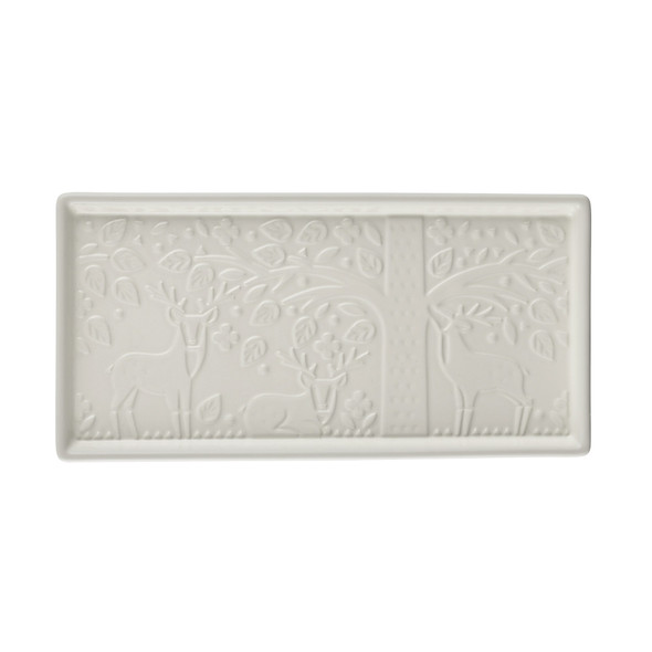 Mason Cash® In The Forest Collection 12-Inch Serving Platter