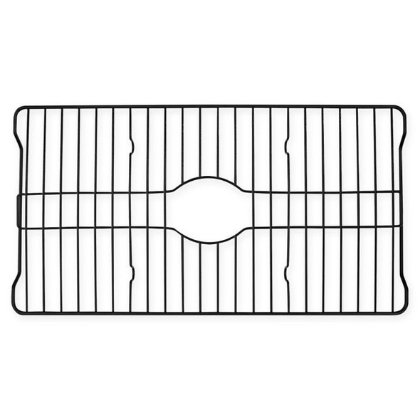 Better Housewares Extra-Large Sink Protector in Black
