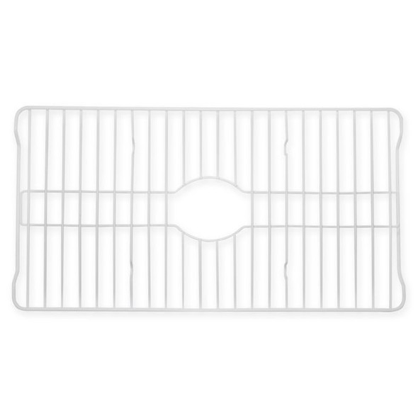Better Housewares Extra-Large Sink Protector in White
