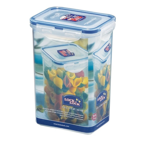 Lock & Lock Easy Essentials™ Pantry 5-Cup Food Storage Container
