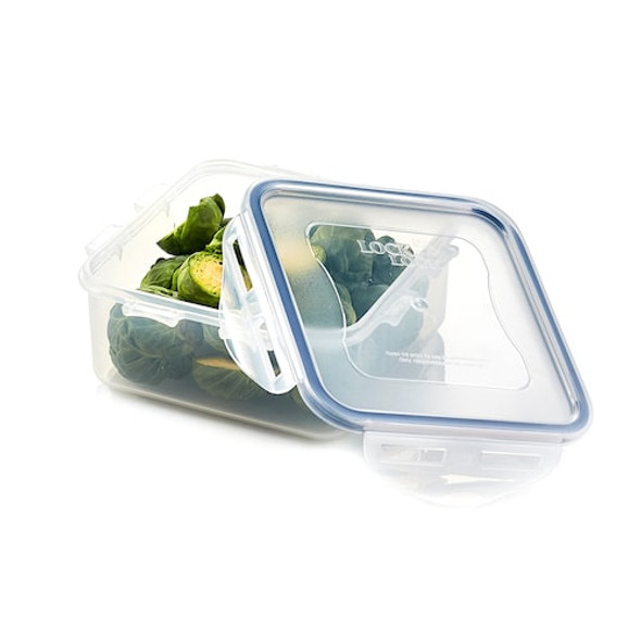 Lock & Lock Easy Essentials™ 20-Ounce Square Food Storage Container