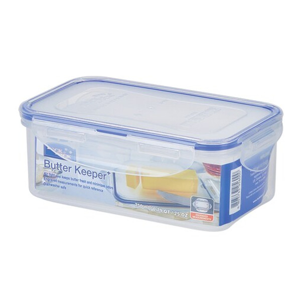 Lock & Lock Easy Essentials™ 25-Ounce Specialty Butter Container