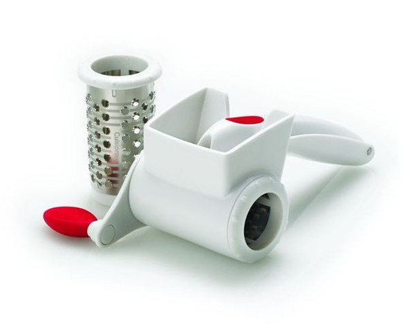 Cuisipro Rotary Coarse/Starburst Grater