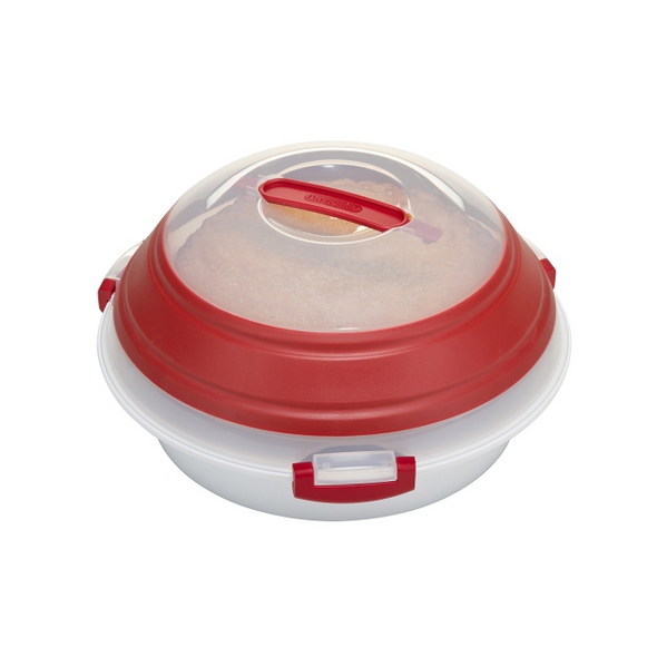 Progressive™ Collapsible Party Carrier in Red/White
