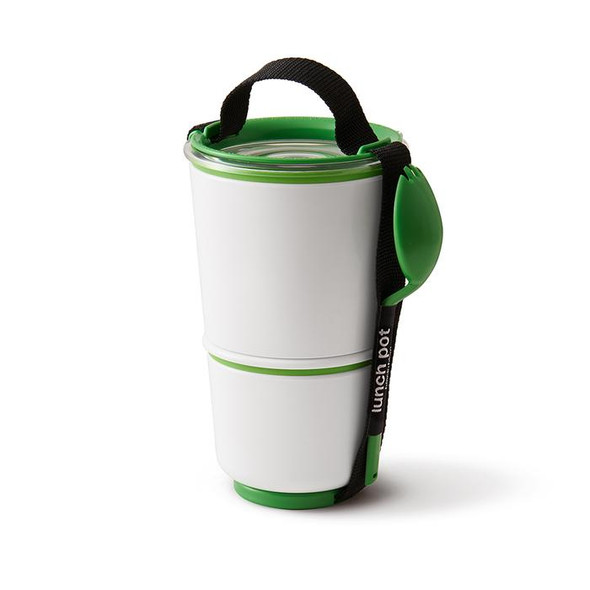 Black + Blum Lunch Pot in Lime