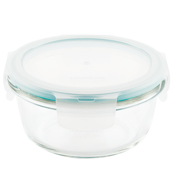 Lock & Lock Purely Better™ 12 oz. Glass Food Storage Container