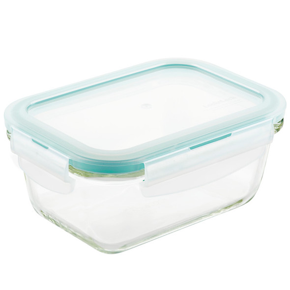 Lock & Lock Purely Better™ 14 oz. Glass Food Storage Container