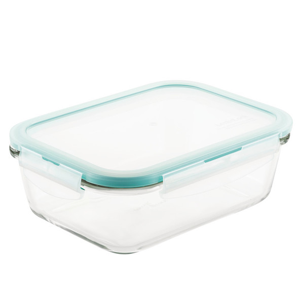 Lock & Lock Purely Better™ 34 oz. Glass Food Storage Container