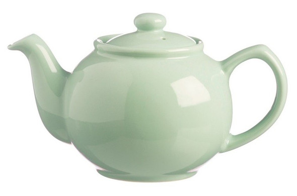 Price & Kensington® 2 Cup Stoneware Teapot in Mint