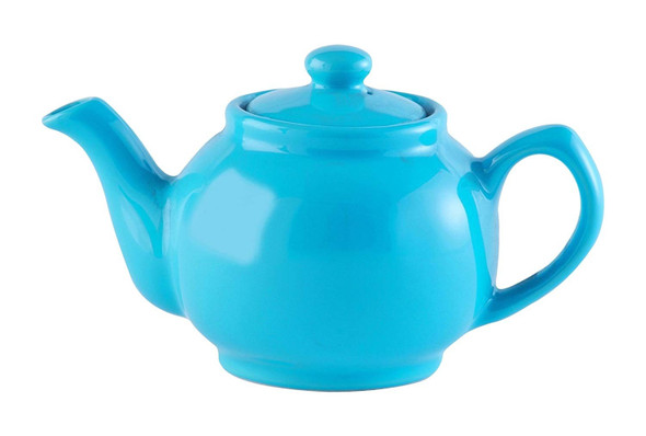 Price & Kensington® 6 Cup Stoneware Teapot in Blue