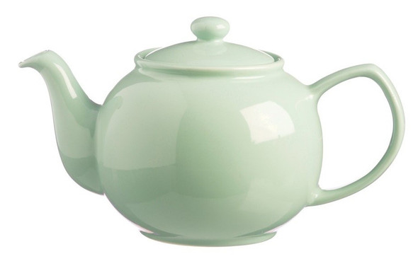 Price & Kensington® 6 Cup Stoneware Teapot in Mint
