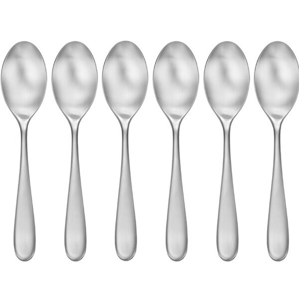 Craft Kitchen® Satin Classic Dinner Spoons (Set of 6)