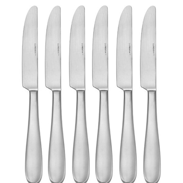 Craft Kitchen® Satin Classic Dinner Knife (Set of 6)