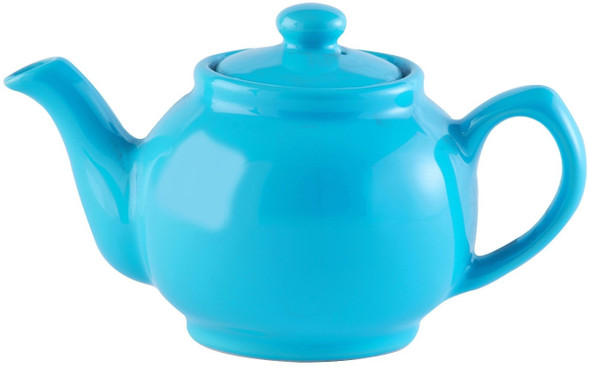 Price & Kensington® 2 Cup Stoneware Teapot in Blue