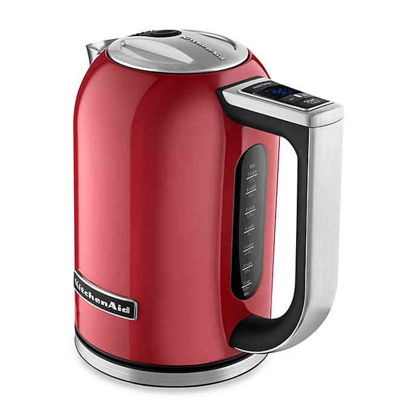 KitchenAid® 1.7 Liter Electric Kettle in Red