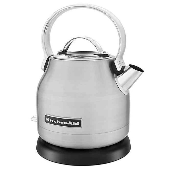 KitchenAid® 1.25-Liter Electric Kettle in Stainless Steel