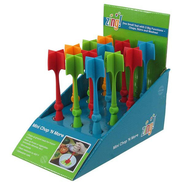 Zing Mini Chop 'N More in Assorted Colors