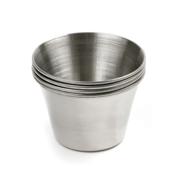 Norpro® Stainless Steel Sauce Cups (Set of 4)