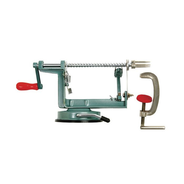 Norpro® Apple-Master® With Vaccum Base & Clamp in Green