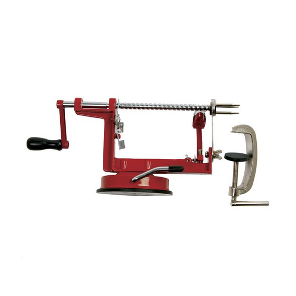 Norpro® Apple-Master® With Vaccum Base & Clamp in Red