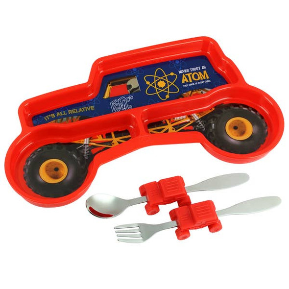 Discovery Monster Truck Meal Builder Set