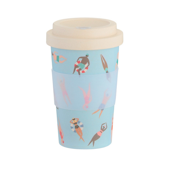 Typhoon® PURE Active 13 oz. Bamboo Travel Mug