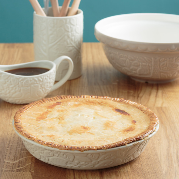 Mason Cash® In The Forest 10-Inch Round Pie Dish