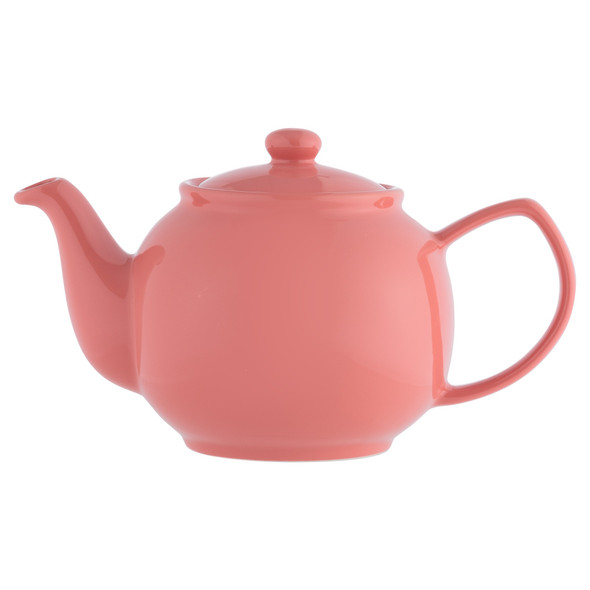 Price & Kensington® 6 Cup Stoneware Teapot in Flamingo