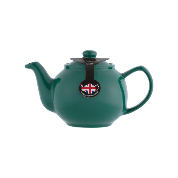 Price & Kensington® 2 Cup Stoneware Teapot in Emerald