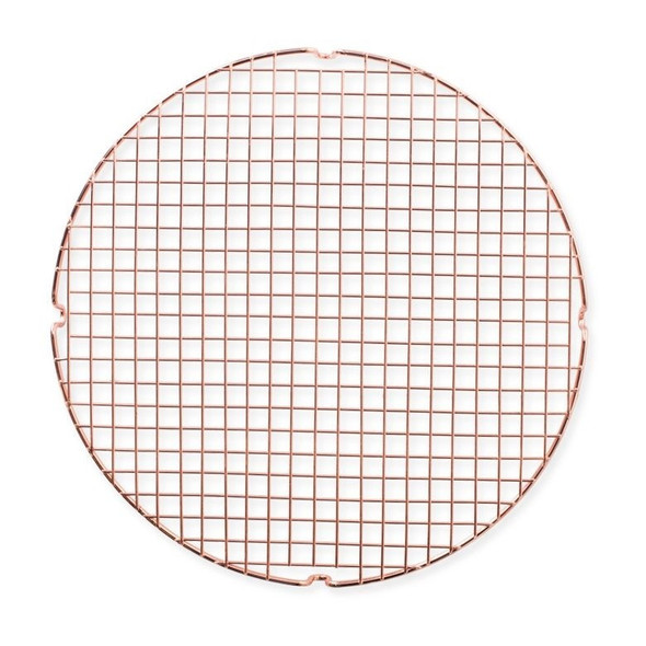Nordic Ware® Round Cooling & Serving Grid in Copper