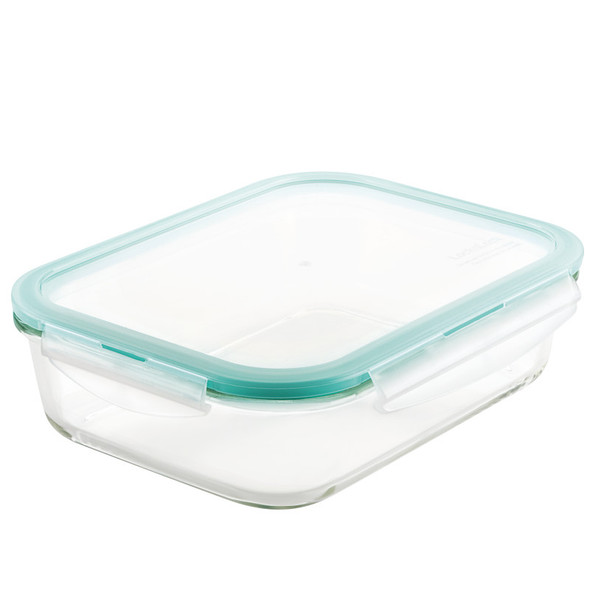 Lock & Lock Purely Better™ 50 oz. Glass Food Storage Container