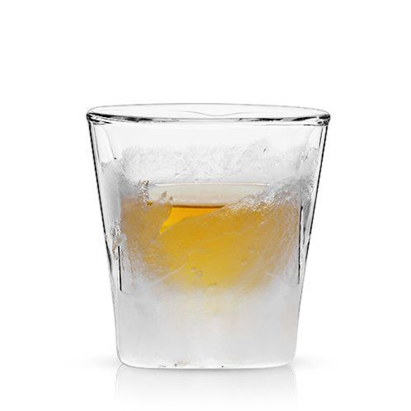 Glacier Double Walled Chilling Whiskey Glass by Viski