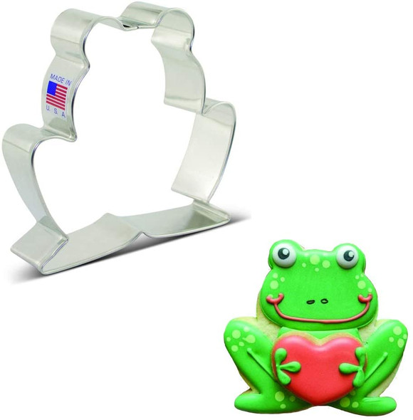 Ann Clark Frog Cookie Cutter