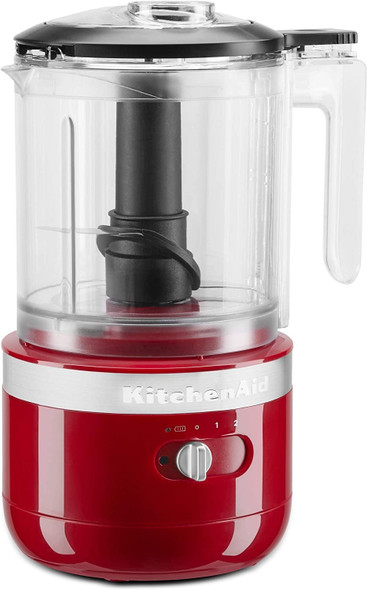 KitchenAid® Cordless 5 Cup Food Chopper in Empire Red