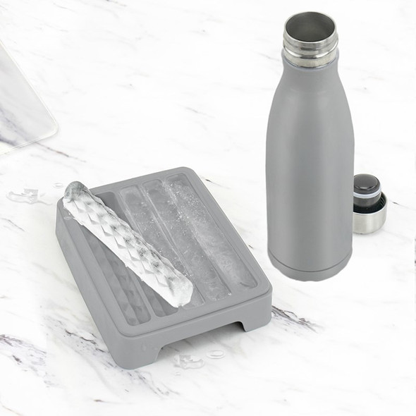 Tovolo® Water Bottle Ice Mold in Charcoal