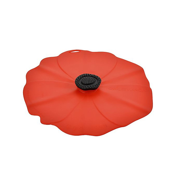 Charles Viancin® 11-Inch Poppy Lid in Red