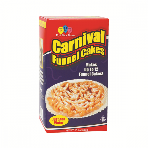 Dean Jacobs Carnival Funnel Cake Mix
