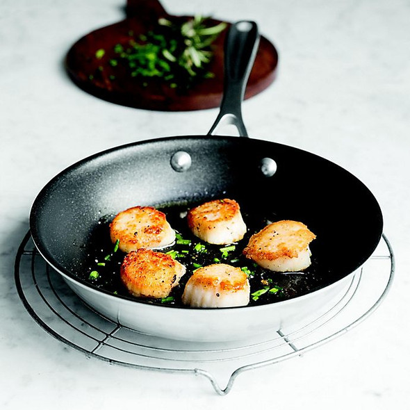 American Kitchen® Tri-Ply Nonstick 8-Inch Frying Pan