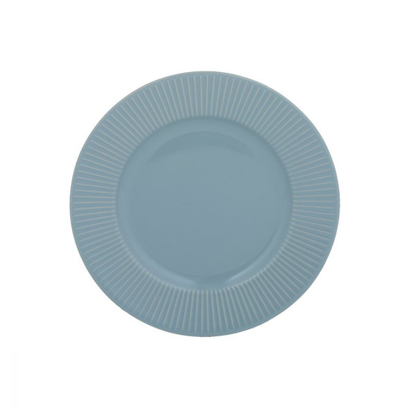 "Mason Cash® Linear 8"" Side Plate in Blue"