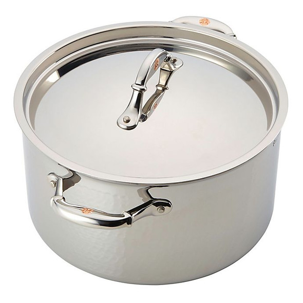 Ruffoni Symphonia Prima 3.5 qt. Stainless Steel Covered Soup Pot