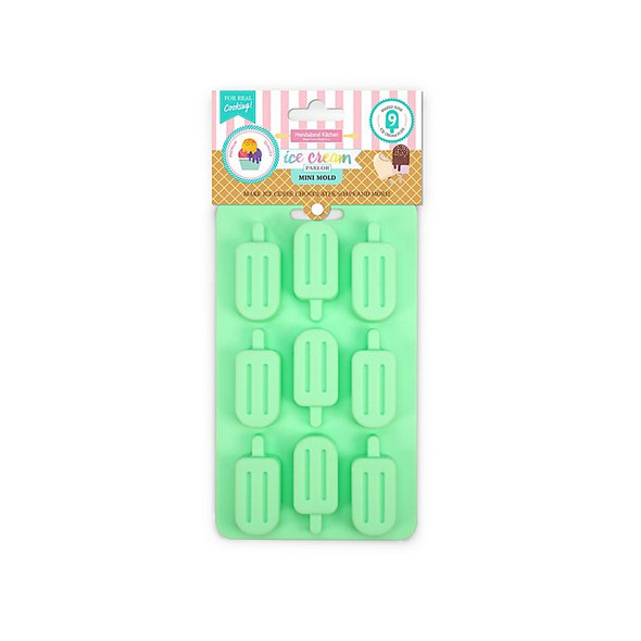 Handstand Kitchen Ice Cream Parlor Popsicle Mini Mold