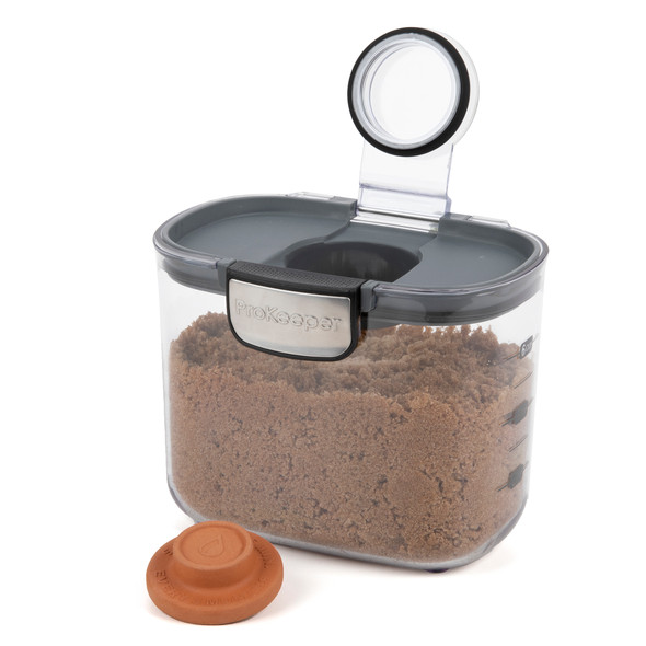 Progressive™ 2 lb. Brown Sugar Prokeeper+ in Charcoal