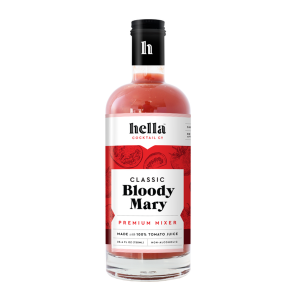 Hella 25.4 oz. Bloody Mary Cocktail Mixer