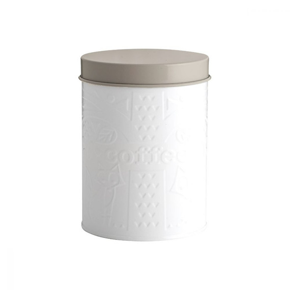 Mason Cash® In the Forest Coffee Canister in Cream