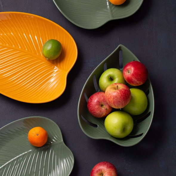 Mason Cash® In The Forest Bread & Fruit Bowl in Green