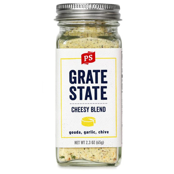 PS Seasoning 2.3 oz. Grate State Cheesy Blend