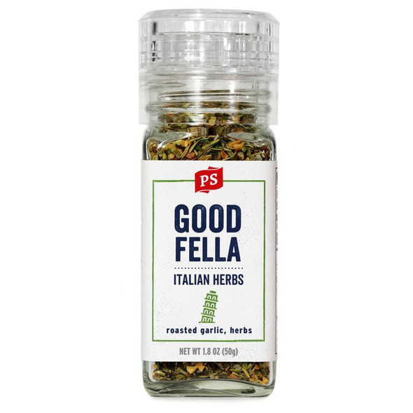 PS Seasoning 1.8 oz. Good Fella Italian Herb Grinder