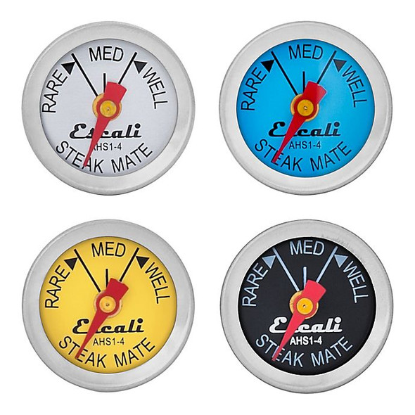 Escali® Easy Read Steak Thermometer (Set of 4)
